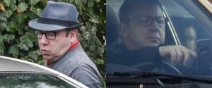 Zbigniew Zamachowski przyłapany przez paparazzi. Wiemy, jakim autem jeździ. Luksusowy model? Nic z tych rzeczy