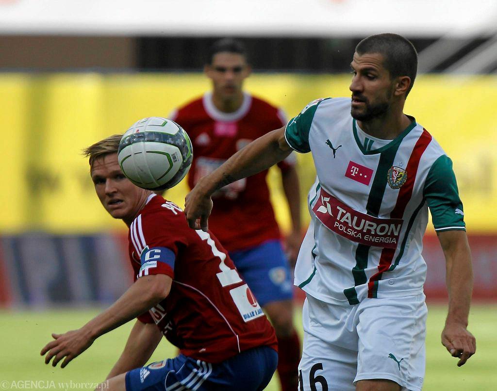 Dalbior Stevanovic (z prawej)