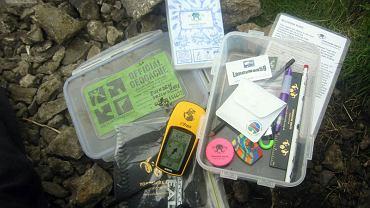 Geocaching, zabawa w poszukiwanie skarbów