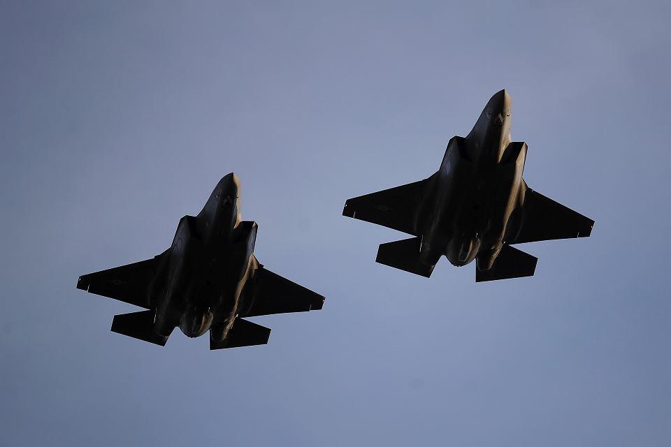 Samoloty F-35A
