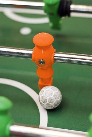 Nietypowy sport: piłkarzyki, sport, Stół do piłkarzyków