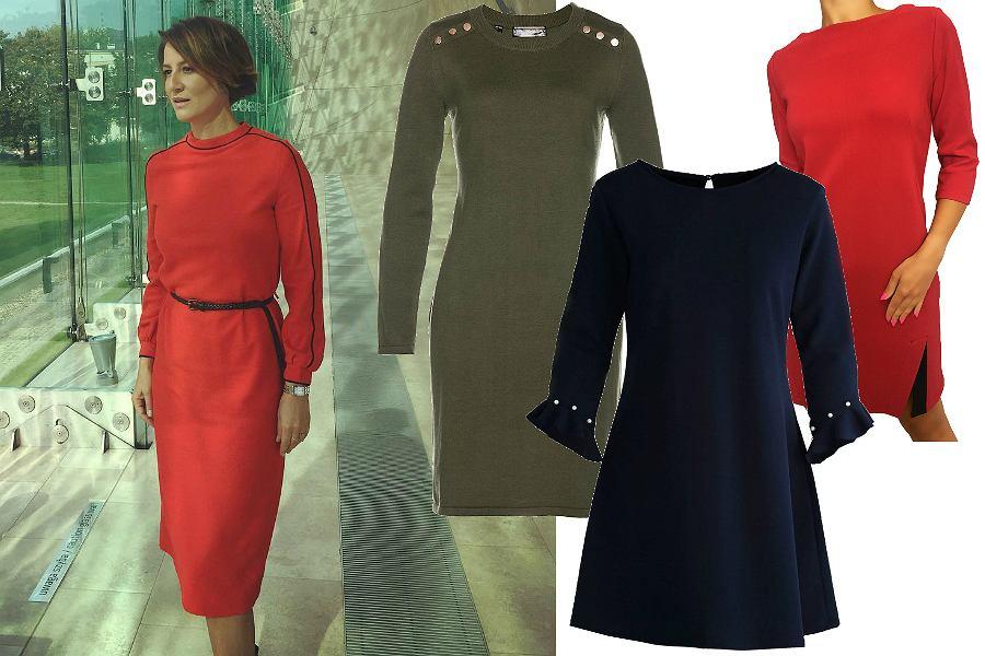 Sukienki na jesień dla kobiet po 40-tce