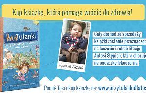 """Premiera książki, która pomaga wrócić do zdrowia - """"PrzyTulanki"""" - zbiór opowiadań i wierszy dla dzieci"""