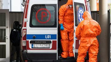 Epidemia koronawirusa w Polsce.