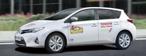Rajd Monte-Carlo Energies Nouvelles | Debiut Toyoty