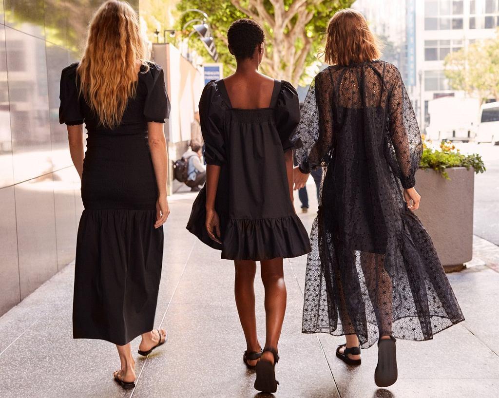 H&M nowa kolekcja M Conscious sukienki na lato