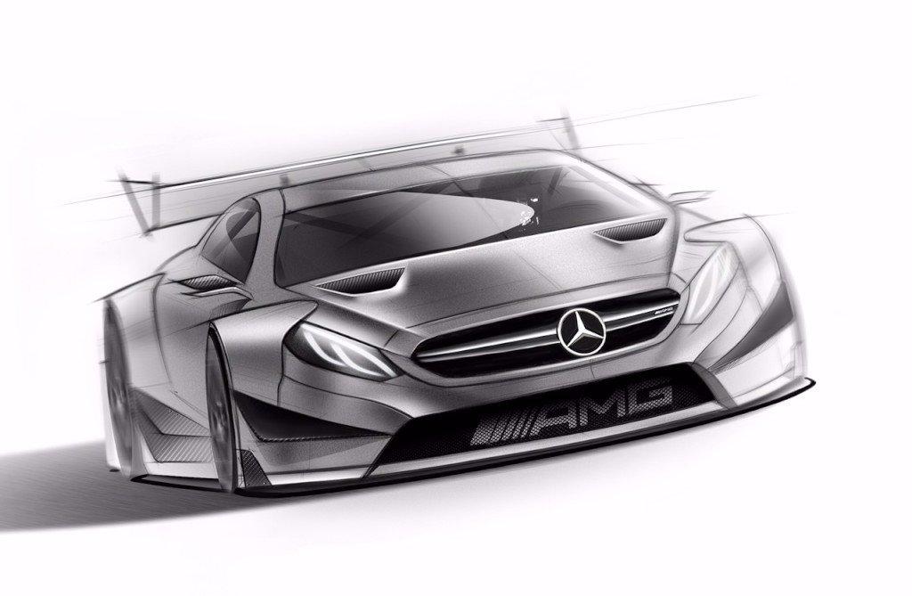 Mercedes-AMG C 63 Coupe DTM