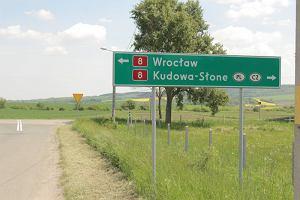 S8 z Wrocławia do Kłodzka coraz bliżej. Droga do Czech będzie znacznie szybsza i wygodniejsza