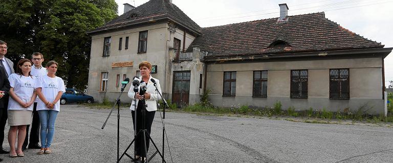 """Cezary Tomczyk dla Gazeta.pl: Kłobuck to przykład kpiny PiS-u z """"Polski powiatowej"""""""