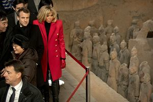 Francja szuka sobie nowego Jedwabnego Szlaku