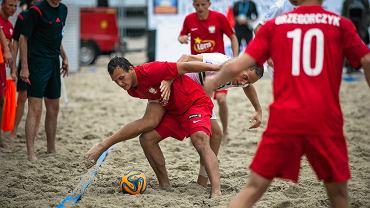 Europejska Liga Beach Soccera. Polska - Portugalia