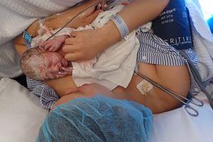 """""""Moja macica jest magiczna"""". W 23 tyg. ciąży odeszły jej wody, jednak udało jej się donosić ciążę"""