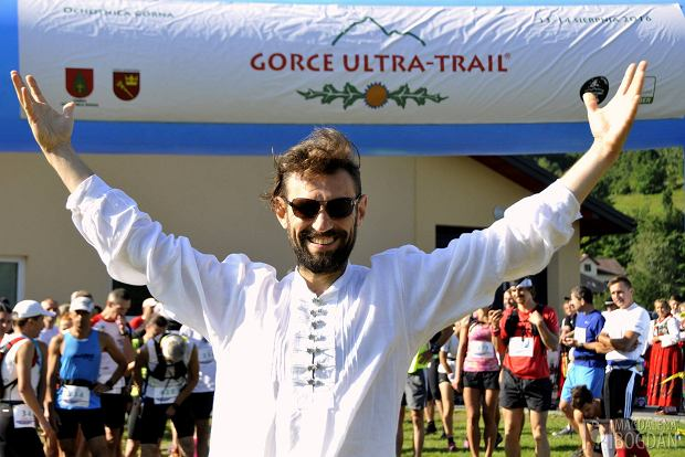 Gorce Ultra Trail - na mecie