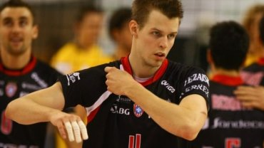 Mikko Oivanen w barwach Asseco Resovii Rzeszów