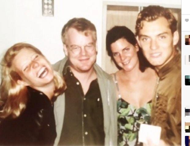 Gwyneth Paltrow, Philip Seymour Hoffman, Jude Law