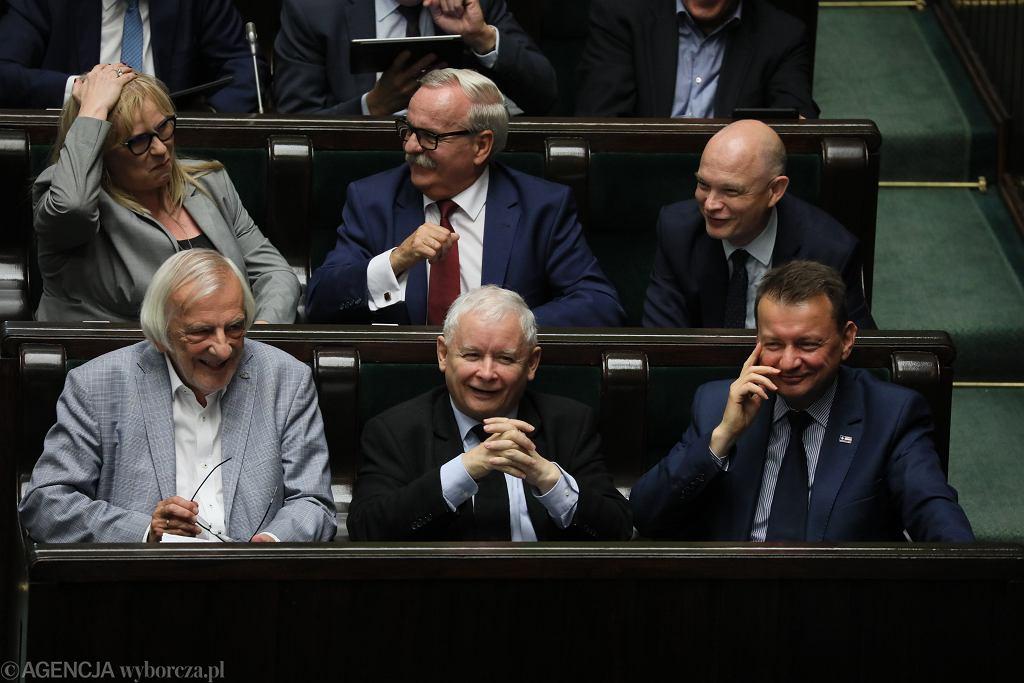 PiS chce zmiany ustawy - prywatne adresy polityków mają zostać utajnione, by zmniejszyć 'mowę nienawiści'