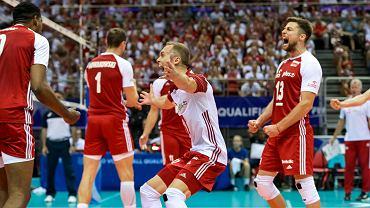 Polska - Francja 3:0. Radość zwycięzców