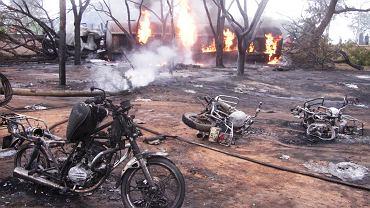 Tanzania: W wyniku eksplozji cysterny zginęło 75 osób