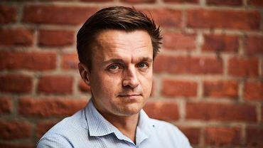 Leszek Jażdżewski, publicysta i redaktor naczelny LIBERTÉ!