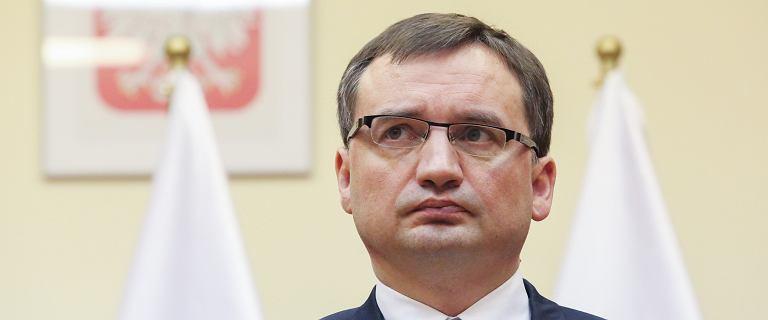 Ziobro: Wydałem polecenie wszczęcia śledztwa ws. szefa KNF