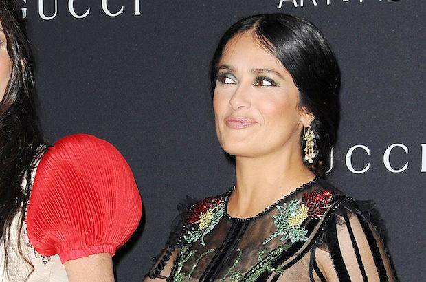 Demi Moore, Salma Hayek