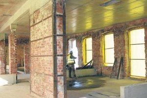 Nowe inwestycje w starych murach