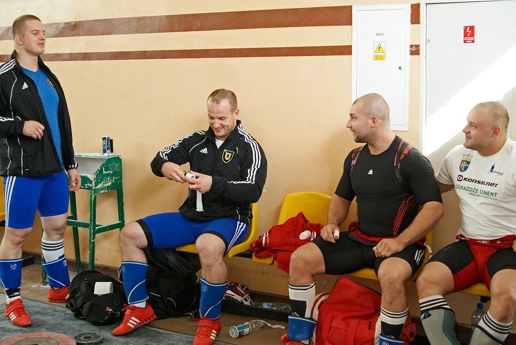 Marcin Dołega (z lewej) i Bartłomiej Bonk