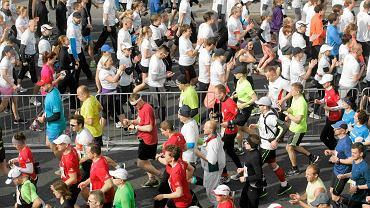 Maraton to impreza dla amatorów...