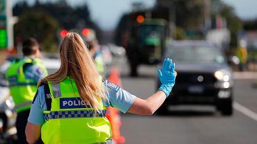 Koronawirus w Nowej Zelandii - blokada Auckland