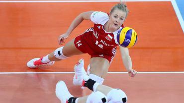 Joanna Wołosz, rozgrywająca reprezentacji Polski