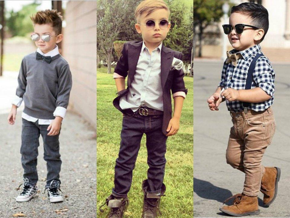Stylizacje dla chłopców na specjalne okazje (zdj. pinterest.com)