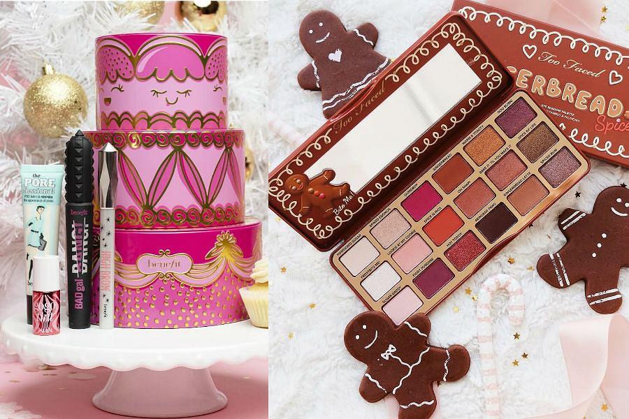 Zestaw kosmetyków na prezent