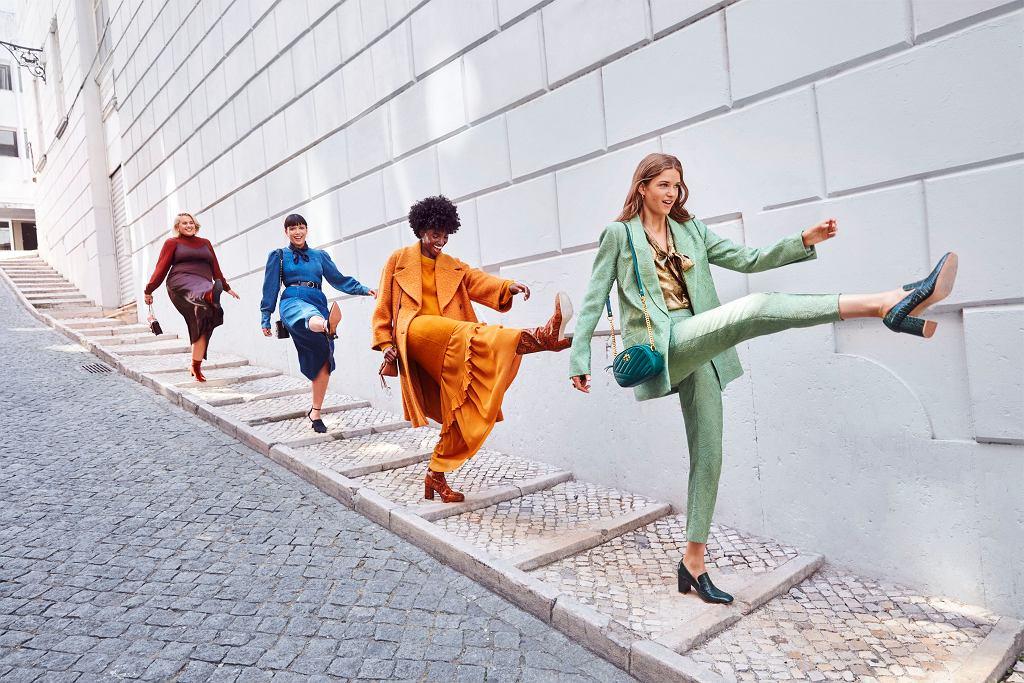 Zdjęcia z kampanii Zalando 'Free to be'