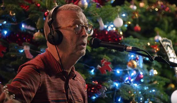 Eric Clapton - White Christmas (Performance Video)