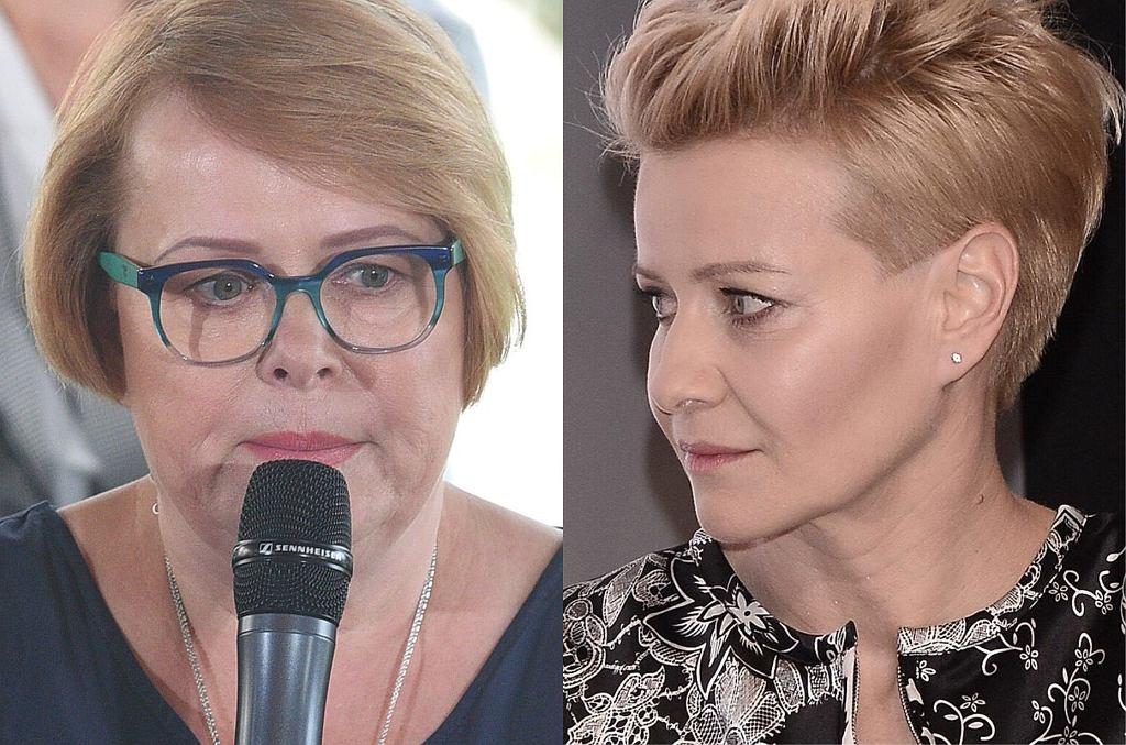 Ilona Łepkowska / Małgorzata Kożuchowska