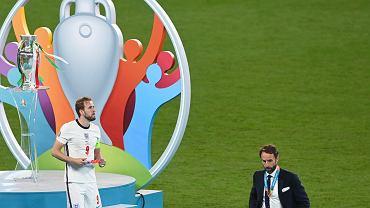 Southgate wskazał winnego po finale Euro 2020.