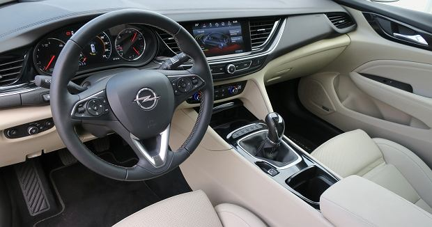 Opel Insignia Grand Sport 2.0 CDTI