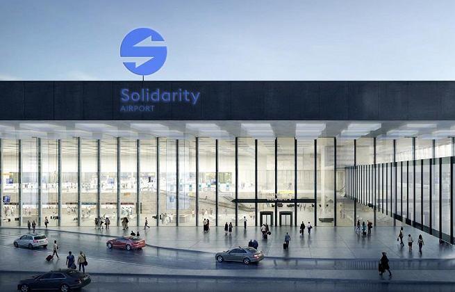 Port Lotniczy 'Solidarność'