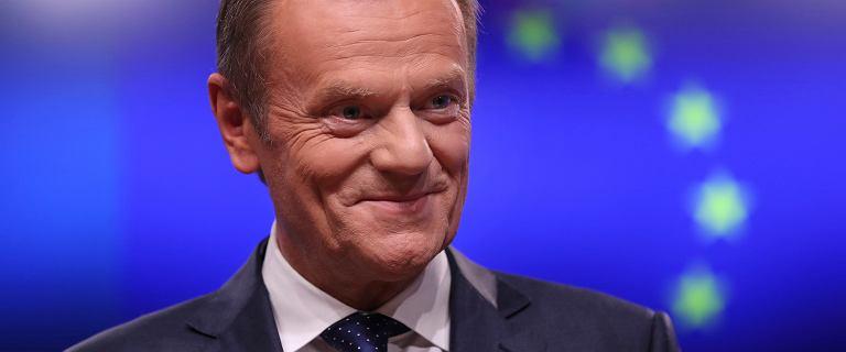 Tusk szefem Europejskiej Partii Ludowej. 'Polityka Tuska opiera się na wartościach'