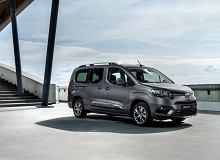 Samochód rodzinny nie musi być SUV-em. Są bardziej praktyczne rozwiązania - Toyota Proace City