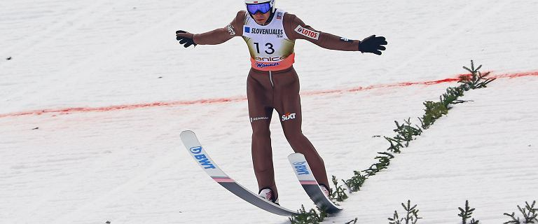 Skoki narciarskie. Przełom w karierze Jakuba Wolnego? - ''Zrobiłem krok naprzód''