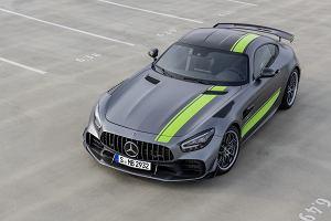 Mercedes AMG GT R PRO - zabawka na tor