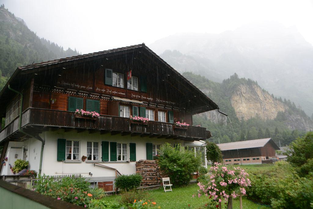 Wioska Mitholz w Szwajcarii (Wiki Commons)
