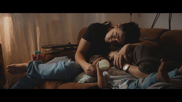 Durex Głośni w łóżku - Kadr z filmu dokumentalnego Ania i Manolo