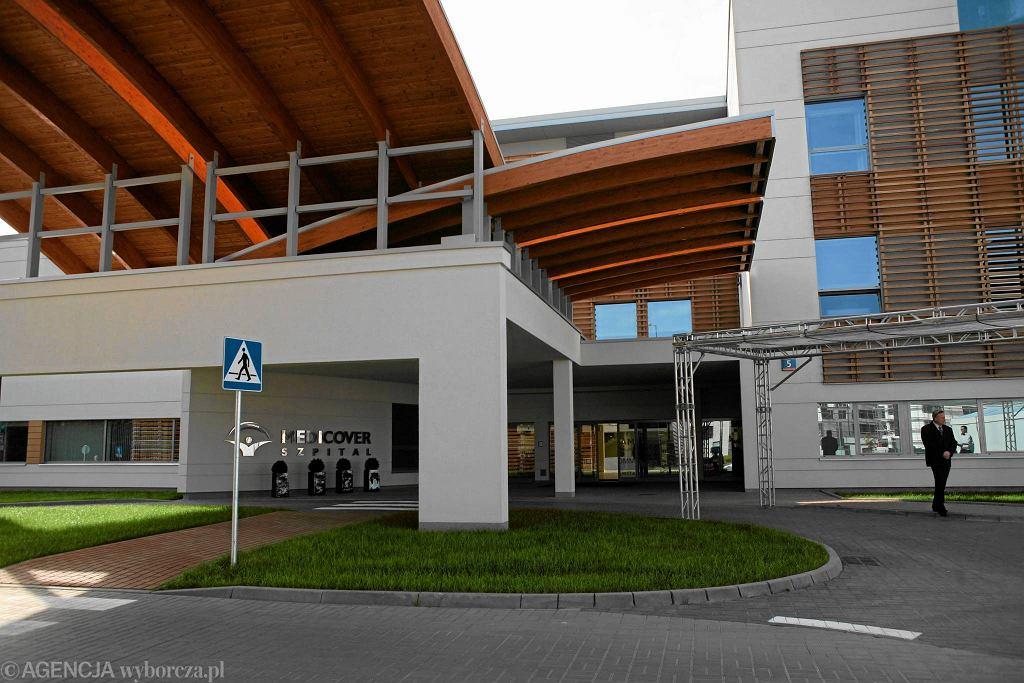Prywatny szpital Medicover w Miasteczku Wilanów