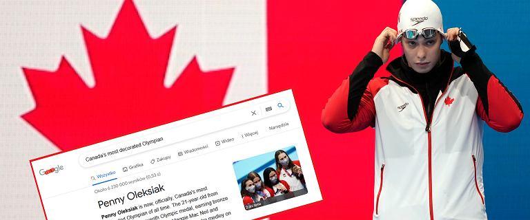 """Kanadyjka przeszła do historii i wywołała burzę. """"Wyszukałam w Google frazę"""""""