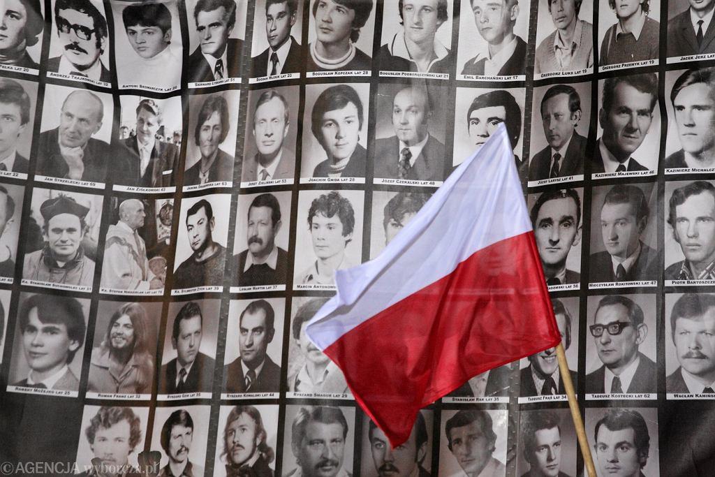 Ofiary stanu wojennego