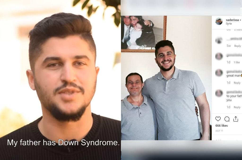 Jak to jest mieć ojca z zespołem Downa? Poruszająca opowieść