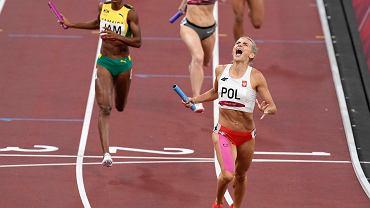 Nasze wicemistrzynie olimpijskie wybuchnęły śmiechem: To najtrudniejsze teraz pytanie
