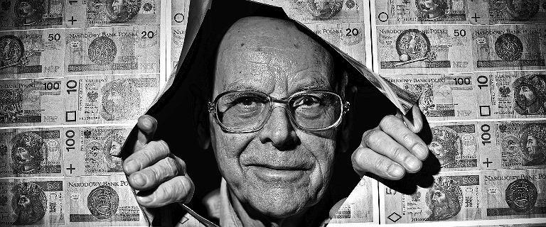 Andrzej Heidrich nie żyje. Stworzył banknoty, paszporty, poprawił godło
